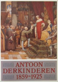Trappeniers, M. ( eindredactie) - Antoon Derkinderen 1859-1925
