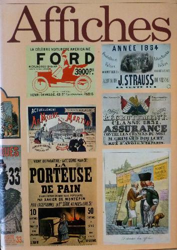 Gallo, M. - Affiches, de tijd in beeld. Met een artikel over de ontwikkeling van de affichekunst door Carl Arturo Quintavalle