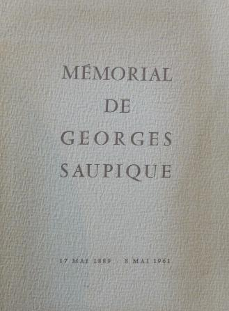Memorial de Georges Saupiqu...