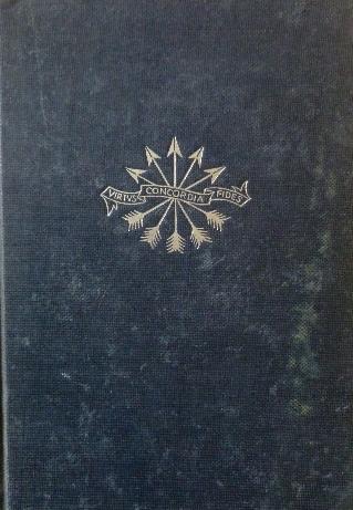 Redactie - Almanak Leidsche Studenten Corps 1933